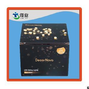 Cardboard Box With Black