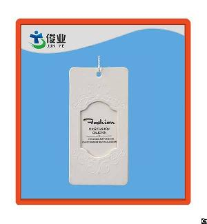 fashion collection hangtag