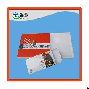 gift box printed paper