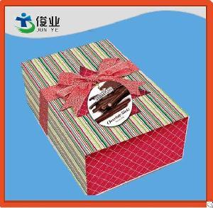 gift packaging paper box chocolate sticks