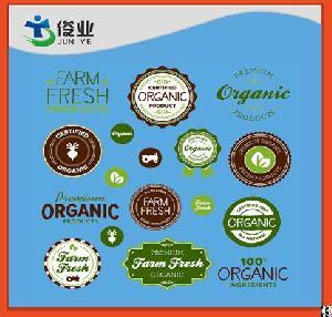 farm organic sticker