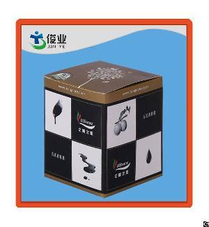 graceful cardboard box