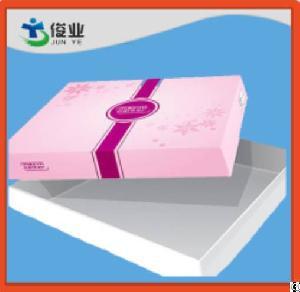 pink maxim parker paper box