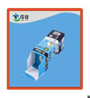 printing corrugated paper box led light packaging