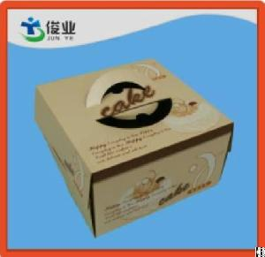 wholesale paper cardboard gift packing box