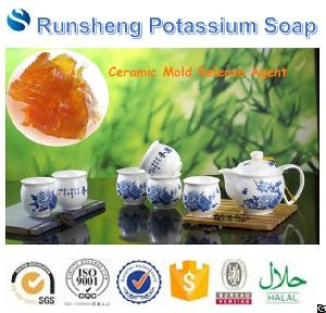 potassium soap soft