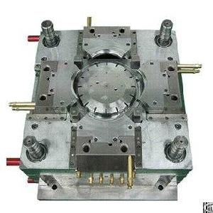 Plastic Injection Mould Design, German Steel, Oem Available