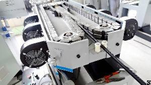 Pp Pe Pvc Single Wall Corrugated Pipe Extrusion Machine