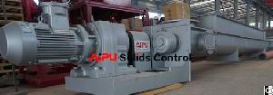 Aipu Screw Conveyor Used In Drilling Waste Management System
