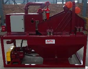 aipu solids drilling mud recycling system horizontal directional