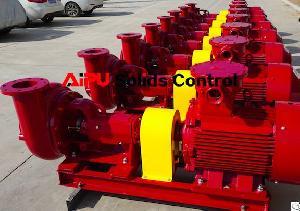 centrifugal pump drilling mud transfer solids control system