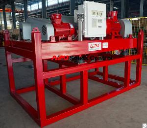 Decanter Centrifuges Used In Oilfield Drilling Fluids Solids Removal