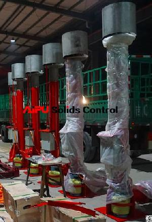 flare ignition oil gas drilling field aipu solids control