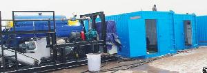 oil sludge treatment system aipu solids control