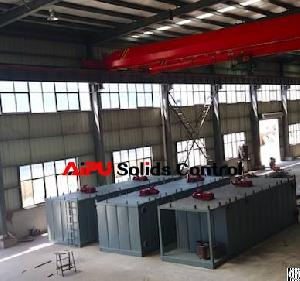 Oilfield Drilling Fluids / Mud Tank For Sale At Aipu Solids Control