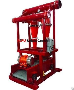 Oilfield Fluid Process Apcs Desander Separator For Drilling Mud Solids Control