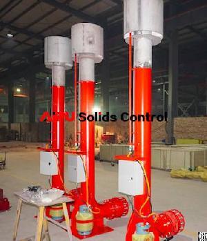 petroleum gas exploration flares aipu solids control sael