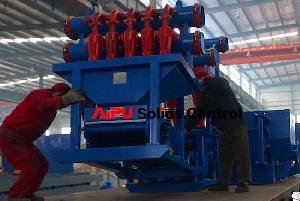 Sell Well Drillings Fluid D-silt For Solids Control System At Oilfield