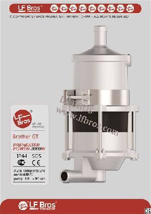 110v car engine preheater