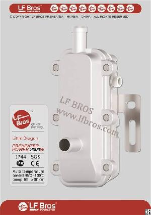 engine preheater circulation pump electric 110 240v 2000w
