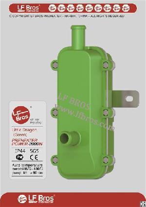 High Quanlity Engine Coolant Heater / Engine Preheater