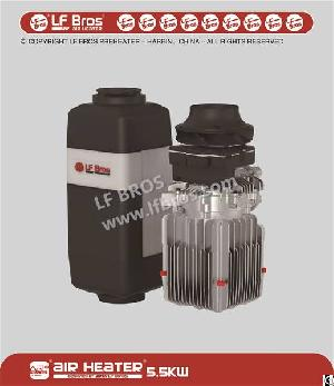 Distributors Air Parking Heater Germany - page 1 - Products Photo