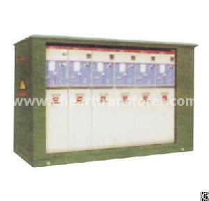 xgw15 12 24 outdoor intelligent sub section post ring cabinet