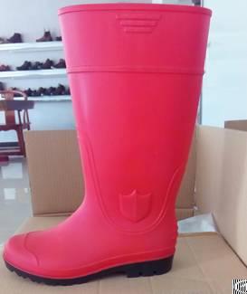 Sjay Pvc Rain Boots