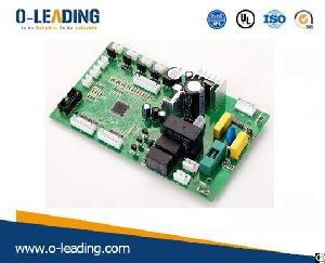 printed circuit assembly 6layer board immersion tin finished