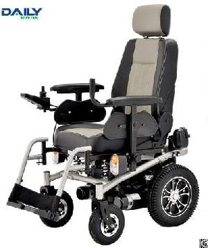 heavy duty power wheelchair lamp system