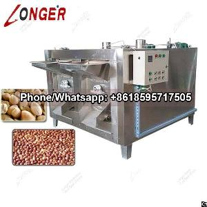 Automatic Peanut Roaster Machine For Almond