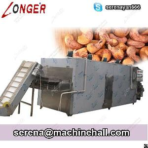 Cashew Nut Roasting Machine Hazelnut Roaster Machine