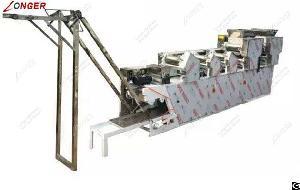commercial 9 roller fine dried noodle maker