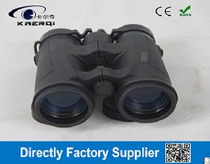 Unique And Compact Design 10x Bresser Binocular For Bird Watching And Travelling Telescope