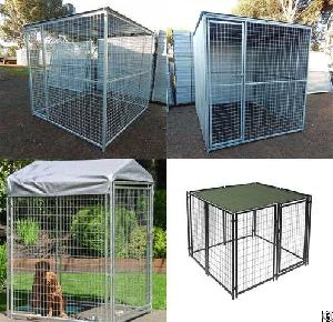 Manufacturer Wholesale Welded Wire Mesh Large Dog Run Kennels