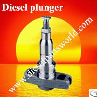 Diesel Pump Barrel And Plunger Assembly 1 418 415 122