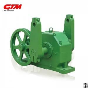 oil pump jack reducer gearbox