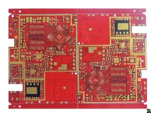 multilayer pcb blind buried holes bga prototype manufacture