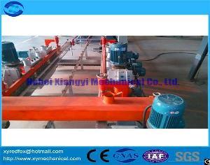 calcium silicate board processing machine