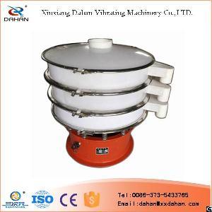 layer 800mm anti oxidation vibrating sieving machine