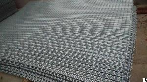 1220mm x 2440mm galvanized welded mesh panel