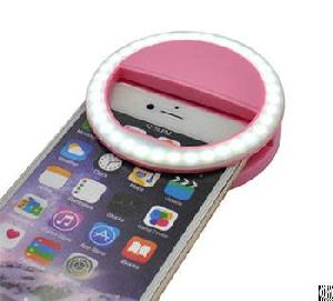 Selfie Led Light Smart Phone Take Beautiful Picture Photo Yourself Mobile Led Ring Lamp