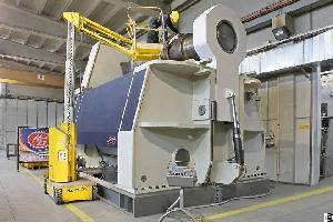 Plate Roll Heavy Duty 3100 X 140 / 120mm