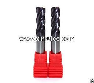 4 flutes carbide mills