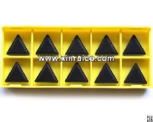 indexable carbide cnc inserts tpmr 160308
