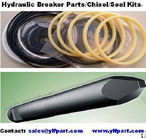 excavator hydraulic breaker rock hammer chisel tool supplier manufacturer