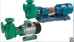 Fpz Series Self Priming Anticorrosion Polypropylene Centrifugal Pump