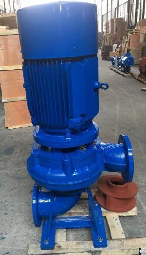Lw Vertical Sewage Drainage Pump