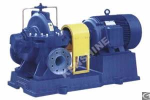 s sh stage suction centrifugal pump