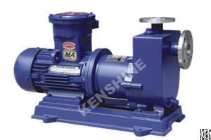 zcq priming magnet pump stainless steel electromagnetic